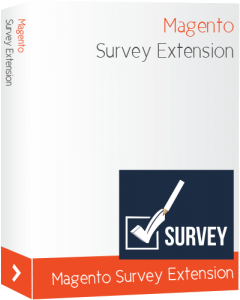 Magento Survey Extension