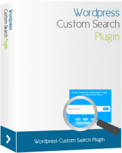Wp Custom Search